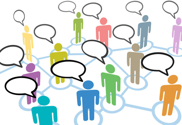 social web e digital italiano